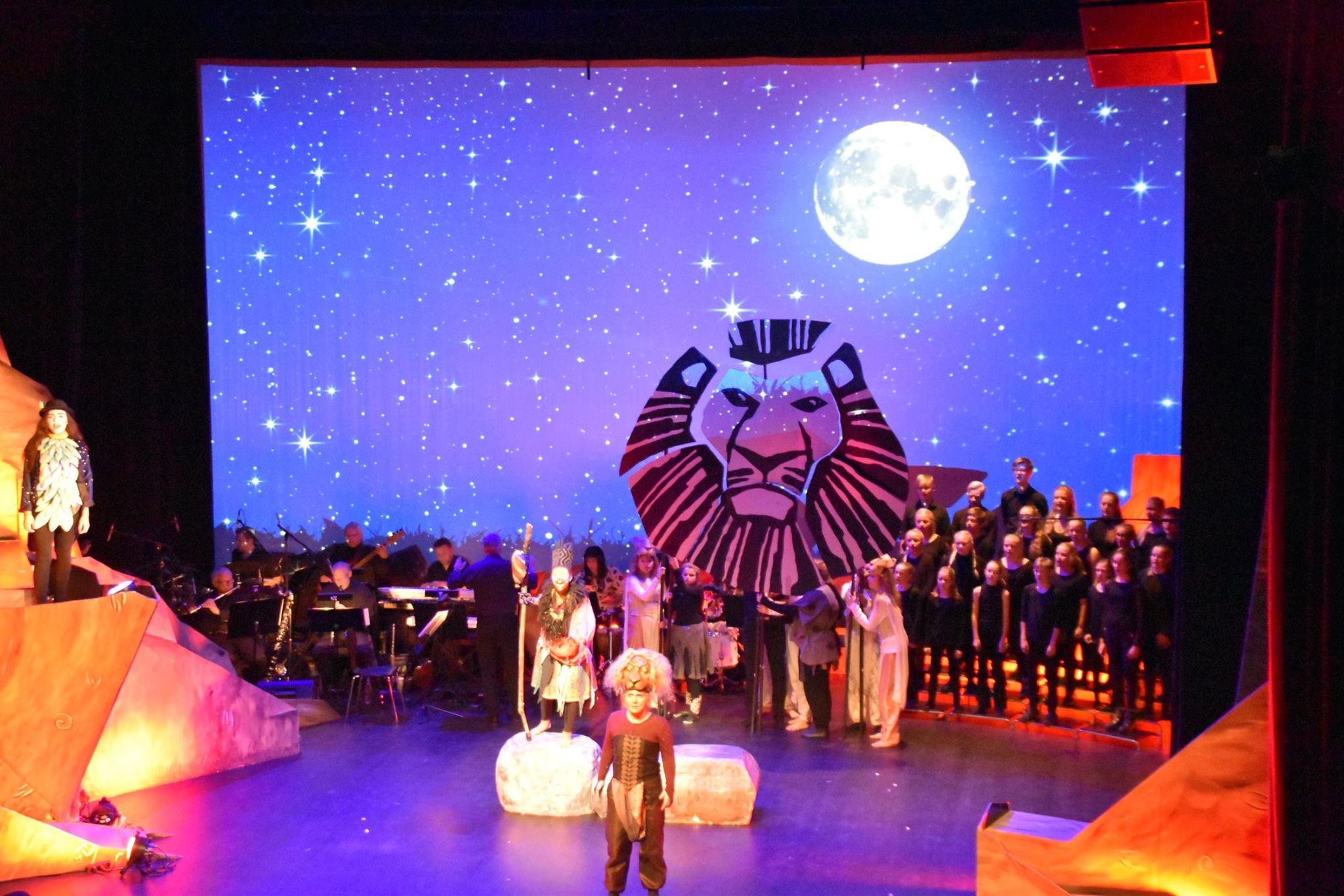 Løvenes konge 3