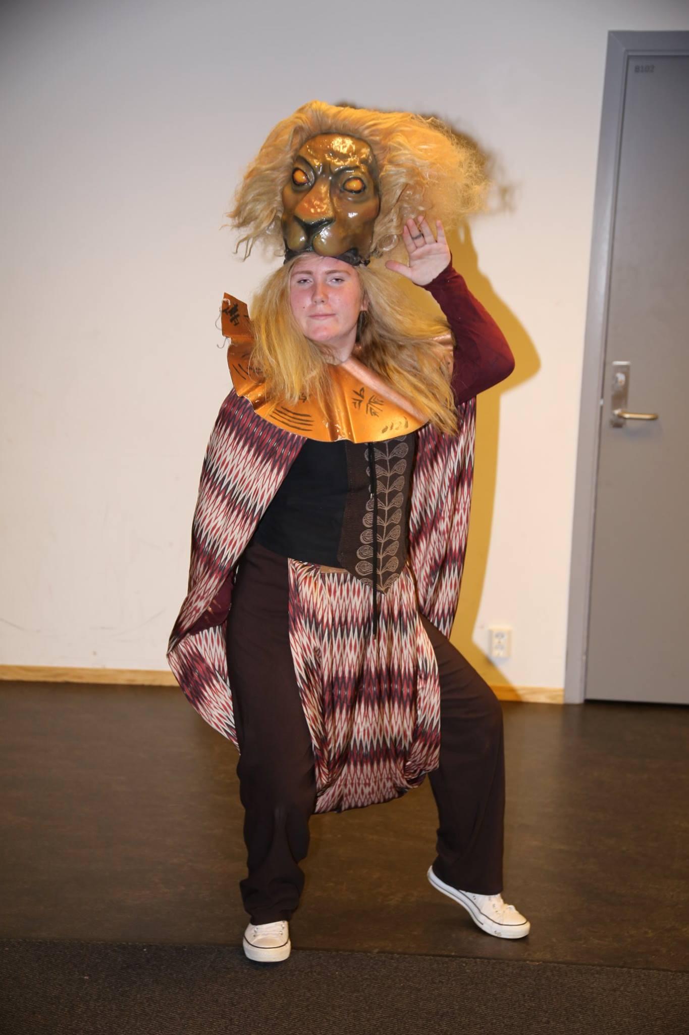 Løvenes konge 6