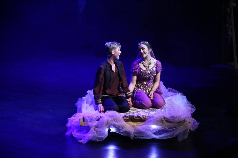 Jasmin og Aladdin